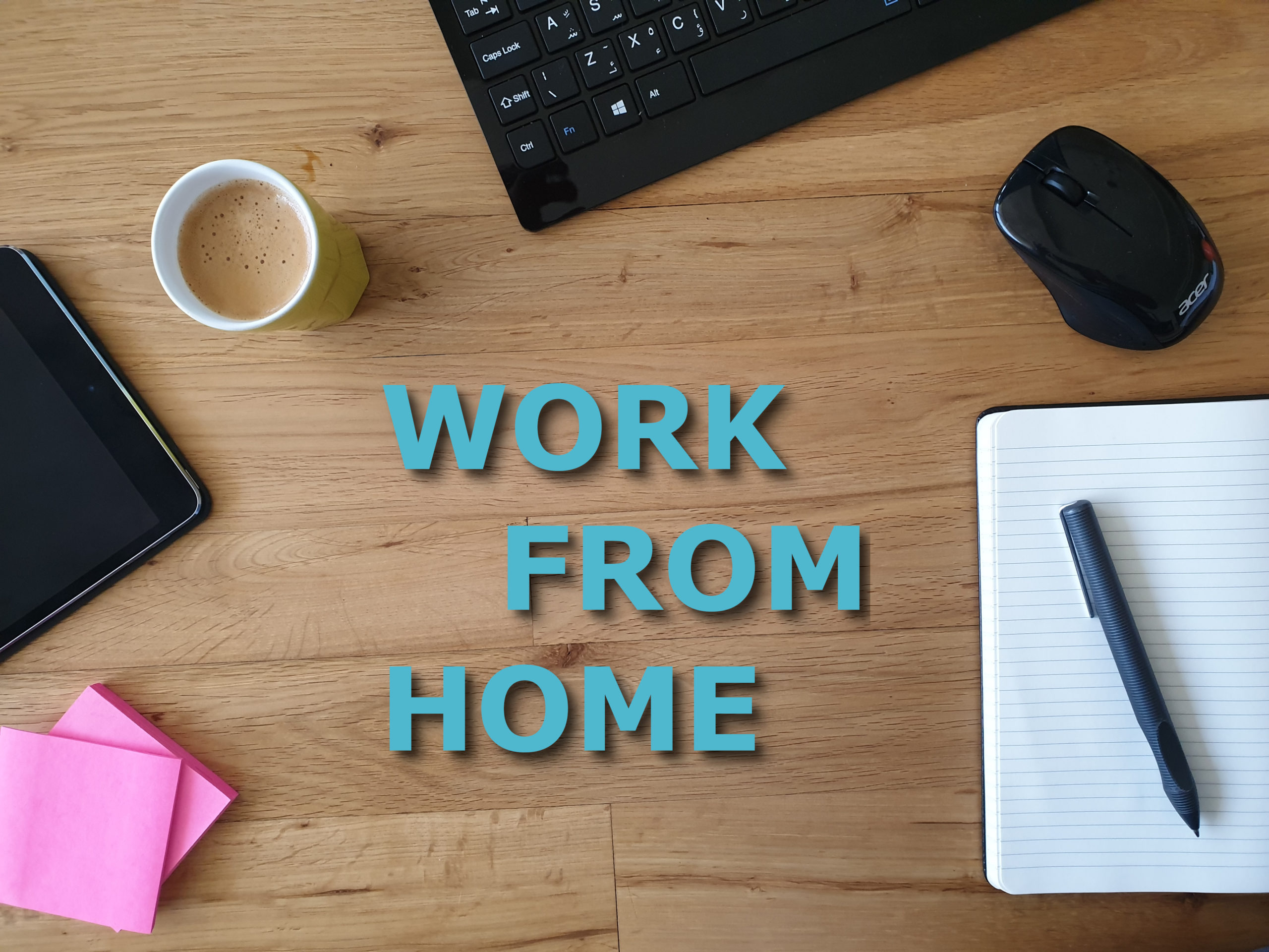 Boosting productivity when working from home: 10 tricks that work